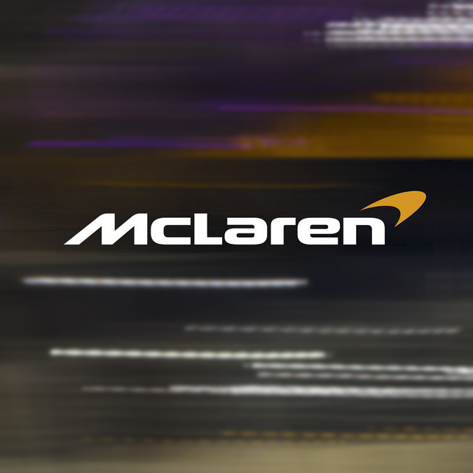 Logo McLaren 2021-presente