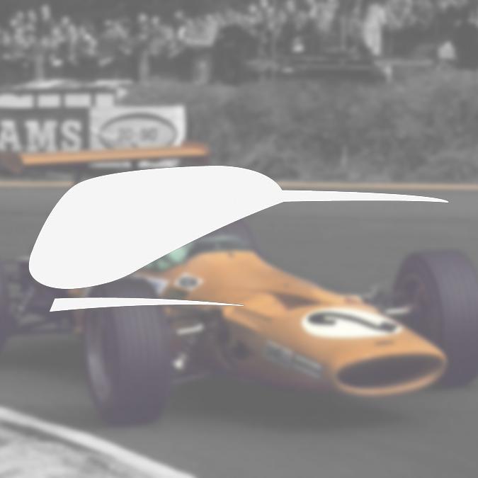 Logo McLaren 1967-1980